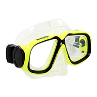 Kid's Scuba Dive Snorkeling Prescription Mask : Maui Jr.