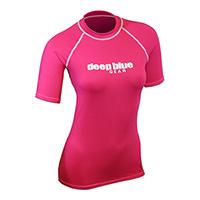 Women's Poly-Pro Lycra Short Sleeve