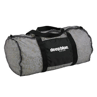 Mesh Duffel Bag by Deep Blue Gear