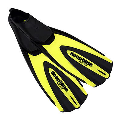 Latitude - Snorkeling Fins by Deep Blue Gear