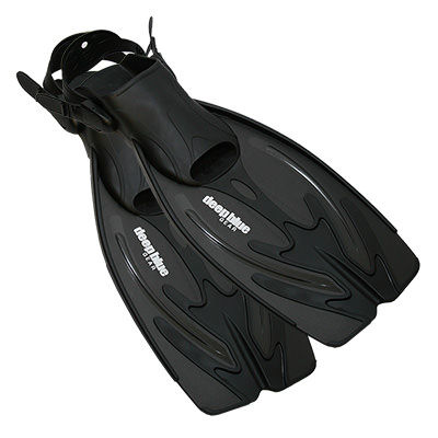 Current Adult Swim Diving Fins by Deep Blue Gear