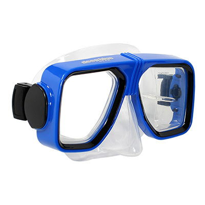 Spirit 2 - Diving Snorkeling Mask by Deep Blue Gear