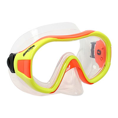 Playa - Kid's Diving Snorkeling Mask by Deep Blue Gear