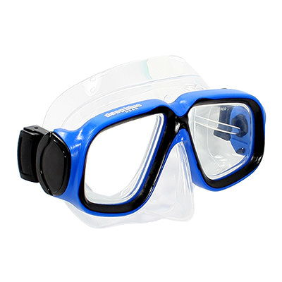Maui Jr. - Kid's Prescription Diving Snorkeling Mask by Deep Blue Gear