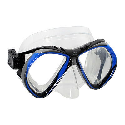 Del Sol 2 - Diving Snorkeling Mask by Deep Blue Gear