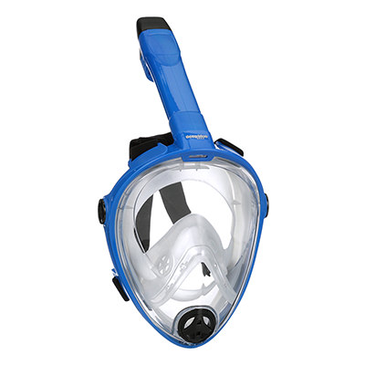 Vista Vue - Full Face Snorkel Mask by Deep Blue Gear