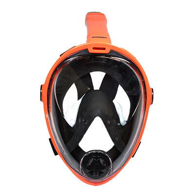 Limited Edition Full Face Rental - Snorkeling Mask by Deep Blue Gear