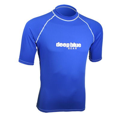 Men's Poly-Pro Lycra Short Sleeve
