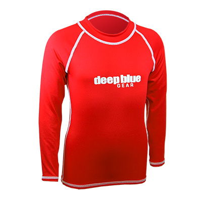 Kids' Poly-Pro Lycra Long Sleeve