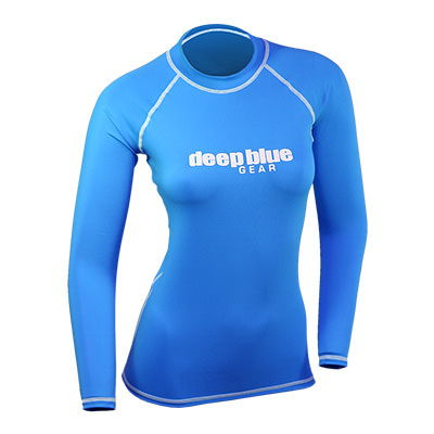 Women's Poly-Pro Lycra Long Sleeve