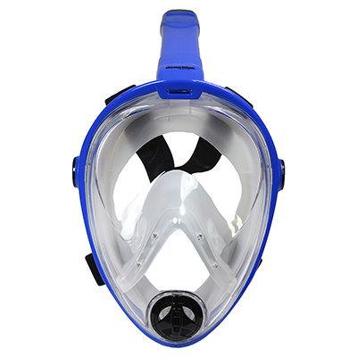 Vista Vue - Full Face Snorkel Mask by Deep Blue Gear