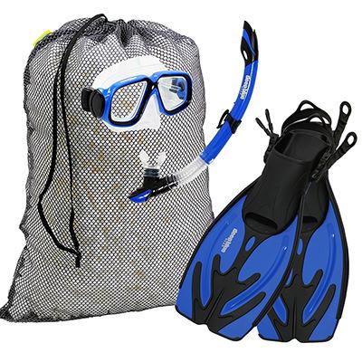 Maui Jr. - Kid's Snorkeling Set by Deep Blue Gear