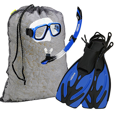 Maui Jr. - Kid's Snorkeling Set by Deep Blue Gear