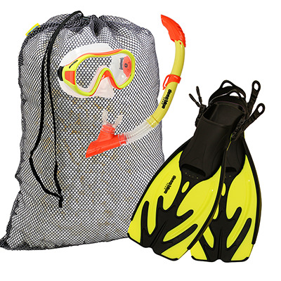 Playa Junior - Kid's Snorkeling Set by Deep Blue Gear