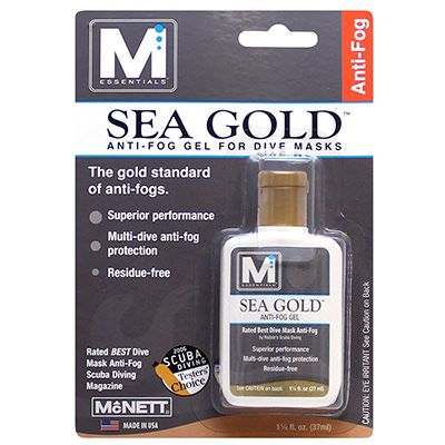 Sea Gold Anti-Fog Gel for Dive Masks by M Essentials